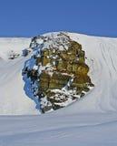 Costa di Arkticheskaoe di Chukotka. Fotografie Stock
