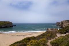 Costa di California fotografie stock libere da diritti