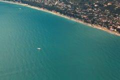 Costa di Gagra Fotografia Stock Libera da Diritti