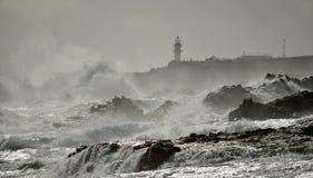 Costa di Gran Canaria Fotografia Stock