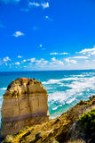 Costa di grande oceano Road7 Fotografie Stock Libere da Diritti