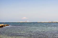 Costa di Manase Fotografia Stock
