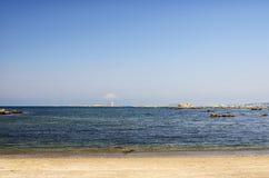 Costa di Manase Fotografie Stock