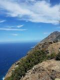 Costa di Mer Fotografia Stock