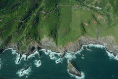 Costa di nord-ovest di Maui fotografia stock libera da diritti