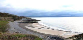 Costa di Pembrokeshire Galles del nord Immagini Stock
