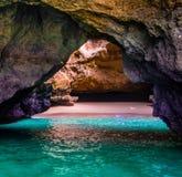 Costa do Algarve Imagem de Stock Royalty Free