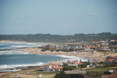 Costa do La Paloma Foto de Stock