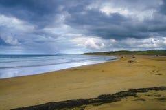 Costa do leste Portrush Imagens de Stock
