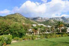 Costa do mar Mediterrâneo imagens de stock royalty free