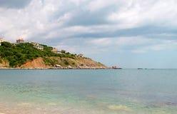 Costa do Mar Negro Imagem de Stock Royalty Free