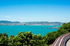 Costa do Mar Negro Foto de Stock Royalty Free