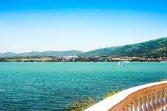 Costa do Mar Negro Imagem de Stock