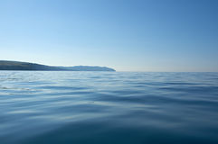 Costa do Mar Negro, Rússia n Fotografia de Stock