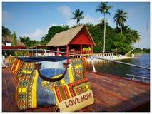 Costa do Marfim original do création do saco à moda Imagem de Stock Royalty Free