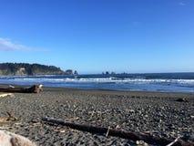 Costa do Oceano Pacífico Fotos de Stock Royalty Free