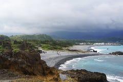 Costa do país das maravilhas Fotos de Stock Royalty Free