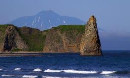 Costa do Pacífico Fotos de Stock Royalty Free