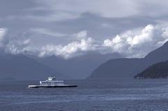 Costa do Pacífico fotografia de stock