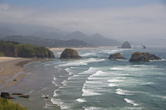 Costa do Pacífico Imagem de Stock Royalty Free