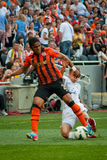 Costa Douglas forward of football club Shakhtar Stock Image