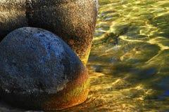 Costa dourada Fotos de Stock