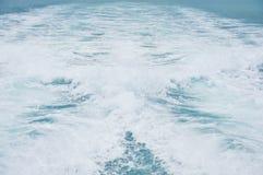 Costa e cielo Immagine Stock Libera da Diritti