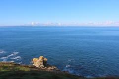 Costa em Brittany Imagem de Stock Royalty Free