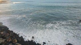 Costa em Costa Adeje em Tenerife 2 Imagens de Stock Royalty Free