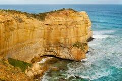 Costa en Australia Fotografía de archivo libre de regalías