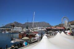 Costa en Cape Town Imagen de archivo libre de regalías