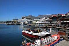Costa en Cape Town Fotos de archivo