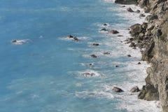 Costa en Hualien Imágenes de archivo libres de regalías