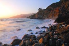 Costa Enchanted fotografia de stock