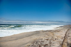 Costa esquelética, Namibia, África Imagen de archivo
