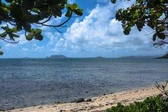 Costa Est di Oahu, Hawai Immagine Stock