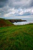 Costa Est scozzese immagini stock
