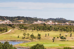 Costa Esuri urban development. Royalty Free Stock Images