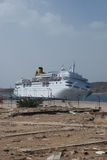 The Costa Europa cruise liner Stock Photo