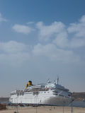The Costa Europa cruise liner Royalty Free Stock Photography