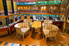 Costa Fortuna cruise ship interior Stock Image