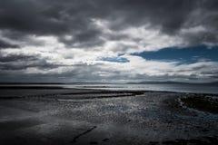 Costa fría Imagenes de archivo