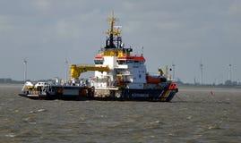 Costa Gard Ship Imagen de archivo libre de regalías