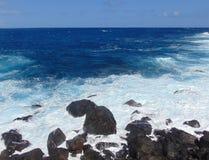 Costa grande de la isla Imagen de archivo libre de regalías