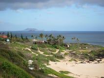 Costa hawaiana Imagen de archivo