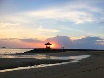 Costa hermosa de Bali, Indonesia Foto de archivo libre de regalías