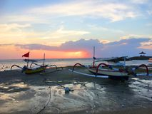 Costa hermosa de Bali, Indonesia Imágenes de archivo libres de regalías