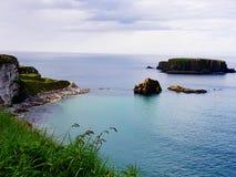 Costa hermosa de Irlanda imagen de archivo libre de regalías