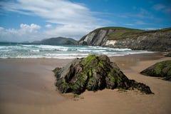Costa irlandesa Foto de archivo