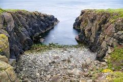 Costa irlandesa Imagen de archivo